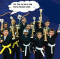 Tournaments are very exciting for students & give them the competitive edge! All Students that participate receive a trophy, a patch for their uniform & a boatload of self-esteem!    Tournaments are very exciting! Students will compete against other students in the program that are close in age & belt color. Students at all levels can participate, even beginners. Tournaments give your child the competitive edge! All students that participate will receive a trophy, a patch for their uniform and a lot of self-esteem! This is an event not to miss!   Be sure to check out Karate Association USA Memeberships to see how you can earn certified tournament ranking