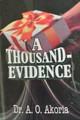 A Thousand Evidence