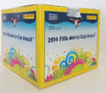Panini FIFA World Cup Brazil 2014 Sticker Sealed Box (50 Packs. 350 Stickers)
