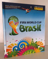 PANINI FIFA WORLD CUP BRAZIL 2014 HARDCOVER ALBUM