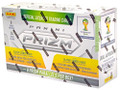 Panini Prizm FIFA World Cup Brazil 2014. Soccer Hobby Box, 24 packs/ 6 Cards