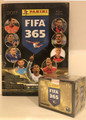 FIFA 365 Collection 2017 Sticker Box with 50 Sticker Packets (7 stickers x packet)  + Album