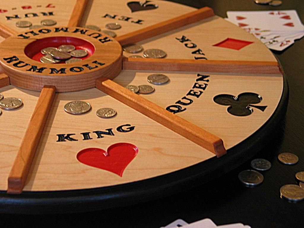 rummoli game how to play