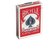 Brand new deck of Bicycle brand playing cards