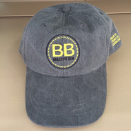 New! Classic Canvas Baseball Cap