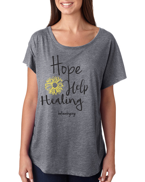 Hope Help Healing T-Shirt