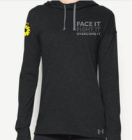Face it, Fight it, Overcome it UA Hoodie