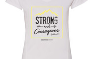 Strong & Courageous - UA Stadium Flow Shirt