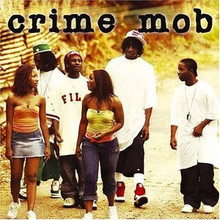 CRIME MOB - Self Titled  Amended/Clean