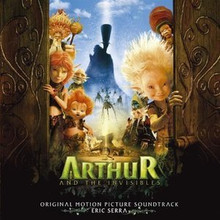 ARTHUR & THE INVISIBLES - Soundtrack