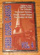 CREED GOSPEL CLASSICS VOL. 4  V.A.