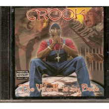 CROOK - The World Is On Bone
