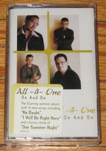 ALL-4-ONE  -   On And On