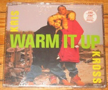 KRIS KROSS - Warm It Up / Jump