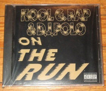 KOOL G. RAP & D.J. POLO - On The Run