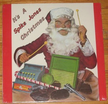 JONES, SPIKE - It's A Spike Jones Christmas