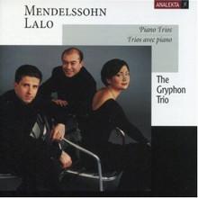 GRYPHON TRIO - Mendelssohn Lalo