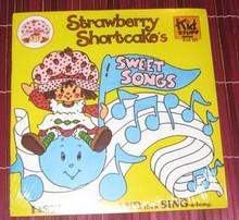 STRAWBERRY SHORTCAKE - Sweet Songs