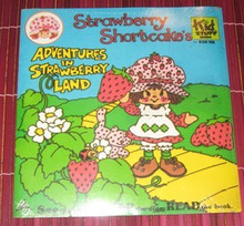 STRAWBERRY SHORTCAKE - Adventures in Strawberry Land
