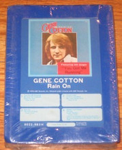 COTTON, GENE - Rain On