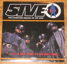 5IVE O - Homicide Squad Of Hip Hop