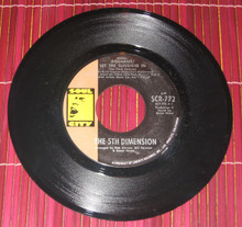 5th DIMENSION - Aquarius / Let The Sunshine In