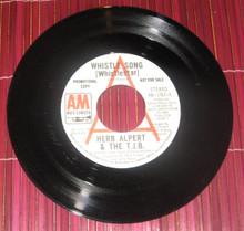 ALPERT, HERB  & The T.J.B. - Whistle Song