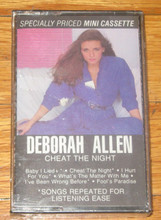 ALLEN, DEBORAH - Cheat The Night