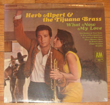 ALPERT, HERB & TIJUANA BRASS - What Now My Love