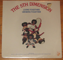 5TH DIMENSION - Living Together Growing Together - Fifth  Dimension