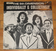 5th DIMENSION - Individually & Collectively - Fifth Dimension