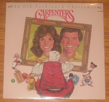 CARPENTERS - Old Fashioned Christmas  LP