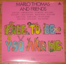 FREE TO BE YOU AND ME - Marlo Thomas & Friends