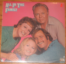 ALL IN THE FAMILY - Television Soundtrack