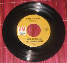 ALPERT, HERB & TIJUANA BRASS - Carmen / Love So Fine