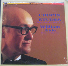 AIDE, WILLIAM - Chopin Etudes