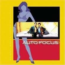 AUTO FOCUS - BADALAMENTI - Soundtrack
