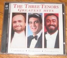 THREE TENORS - Greatest Hits