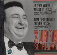 SOTKILAVA,  ZURAB - 15 Georgian & Russian Folk Songs