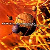 BAMBAATAA, AFRIKA - Return To Planet Rock