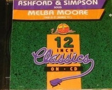 ASHFORD & SIMPSON - Solid  b/w This Is It by Melba Moore
