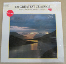 100 GREATEST CLASSICS - Kempe / David / Mehta / Von Karajan  Vol. 5