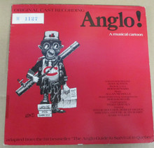 ANGLO - Cast Recording  Alan Nicholls