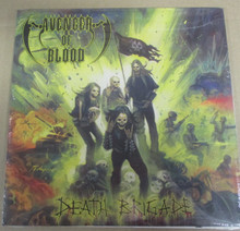 AVENGER OF BLOOD - Death Brigade