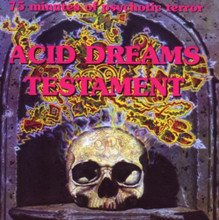 ACID DREAMS - TESTAMENT   Various Artists