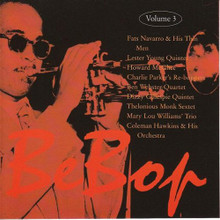 BEBOP Volume Three - Various