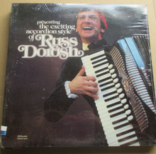 DOROSH, RUSS - The Exciting Accordion Style Of