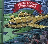 20,000 Leguas Submarinas, 2001