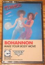 BOHANNON - Make Your Body Move