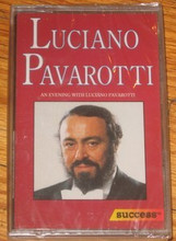 PAVAROTTI, LUCIANO - An Evening With